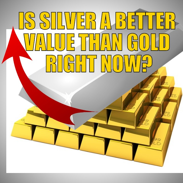 Is silver better value