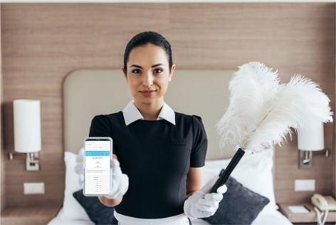 Mobile Housekeeping App