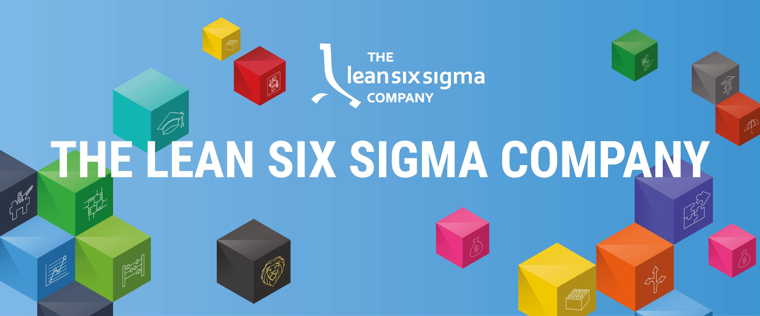 The lean Six Sigma Company