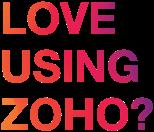 Love Zoho