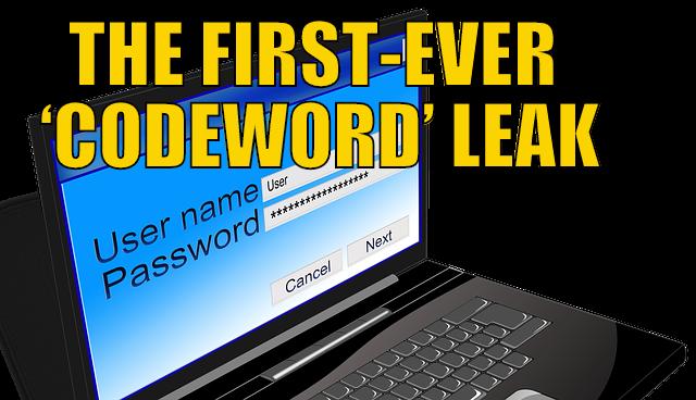 Codeword leak
