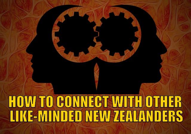 Here's How to Connect With Other Like-Minded New Zealanders