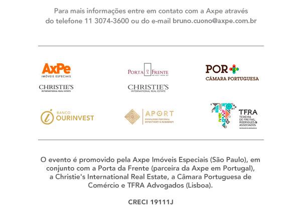 Evento em São Paulo, dia 12 de Abril de 2018