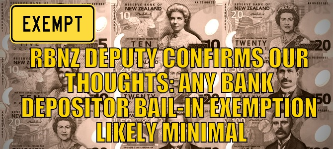 Bail in Exemption minimal