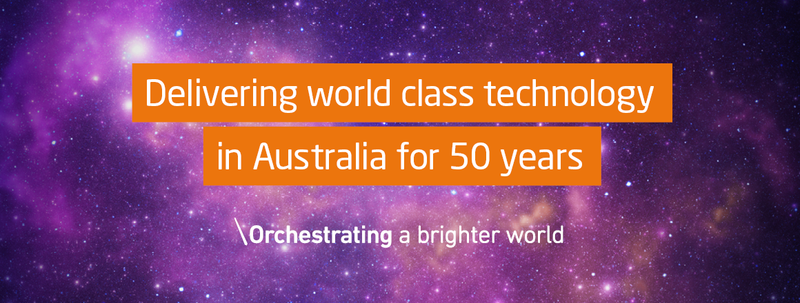 Delivering world class technology for 50 years