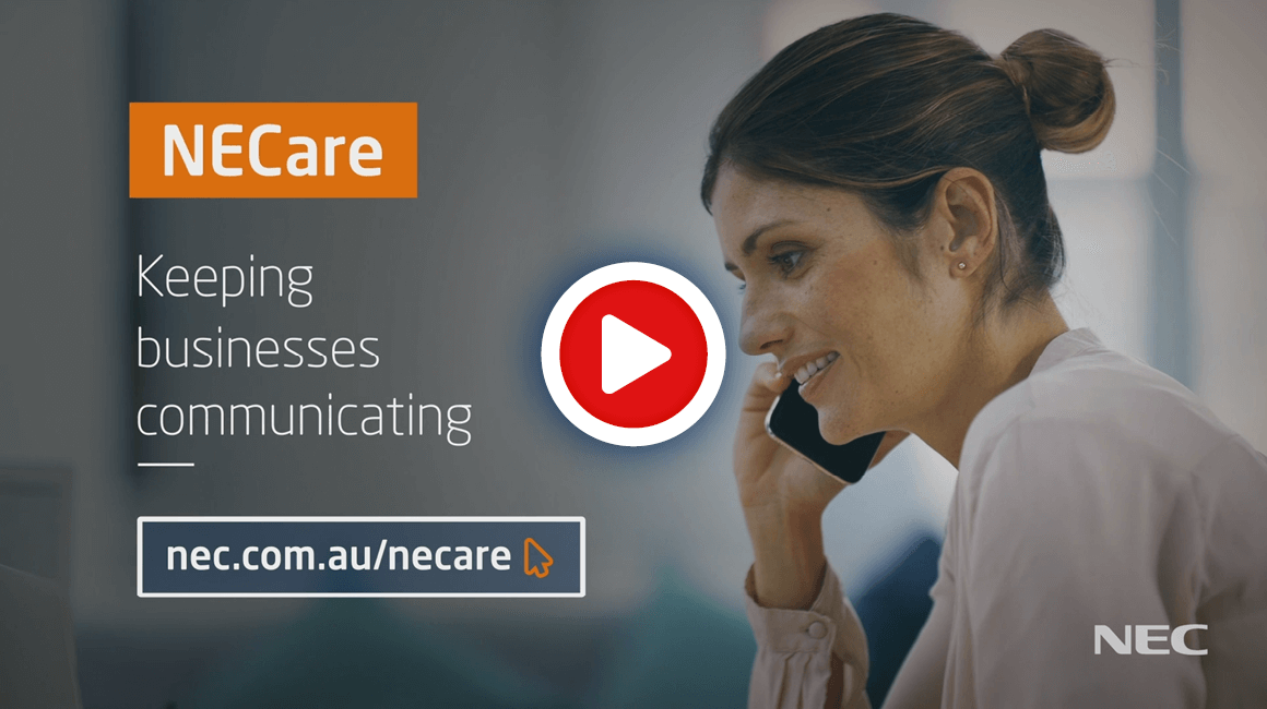 NECare - Keeping Businesses communicating
