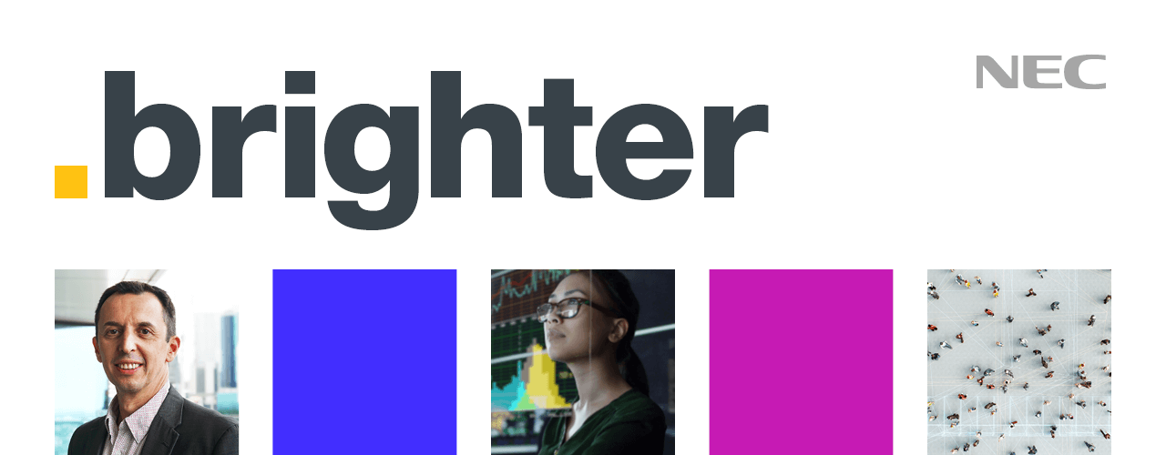 Welcome to Brighter from NEC Australia