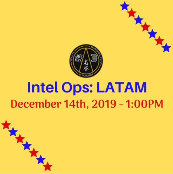 Intel Ops in Latin America