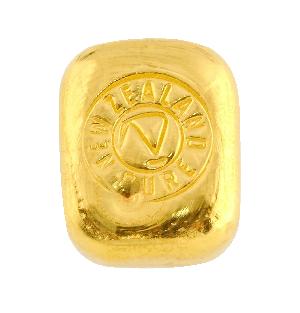 1oz NZ Gold Ingot