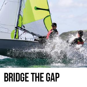 Bridge the gap with the RS Feva