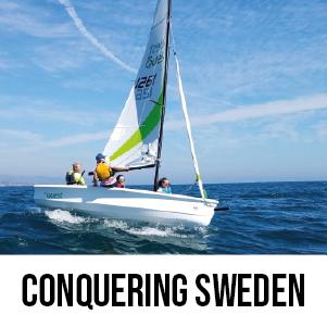 Conquering Sweden