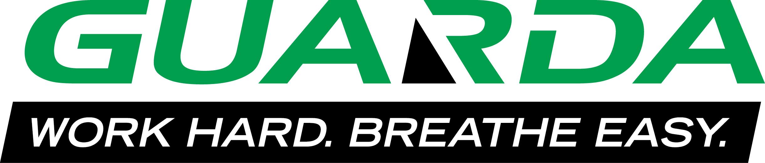Guarda logo with tagline