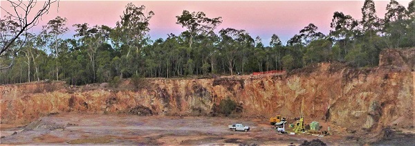 Project Saxum mining image