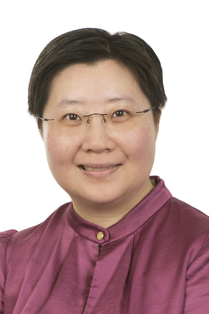 Portrait of Flora Mok