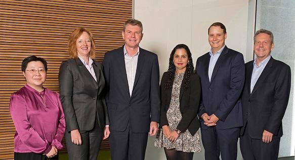 The Funding Strategies team