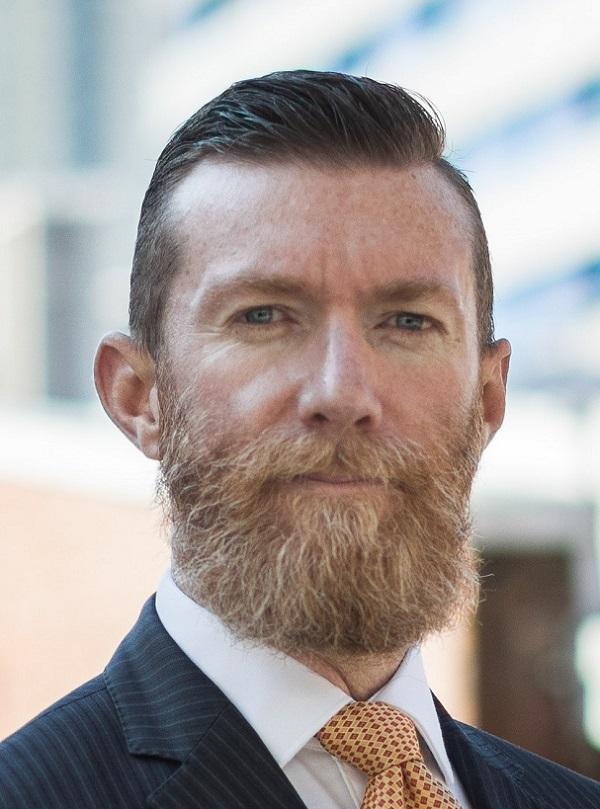 Brett Perkins portrait