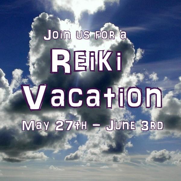 Reiki Vacation