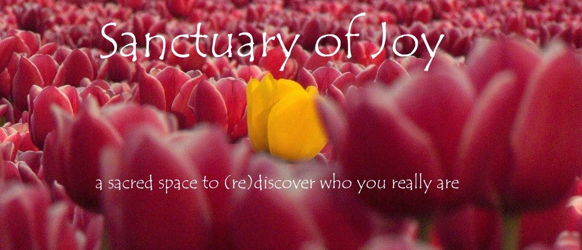 Sanctuary of Joy- a sacred space to (re)discover who you really are