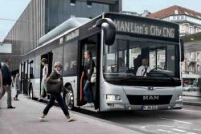 MAN Lion's City CNG