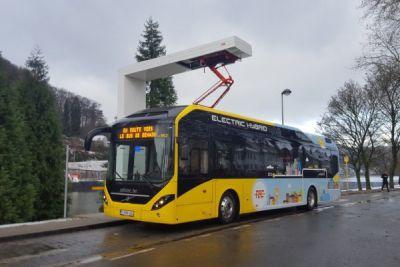 Volvo Hybrid Electric TEC