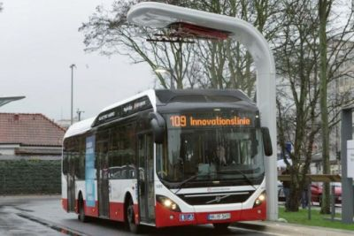 tender electric buses Germany