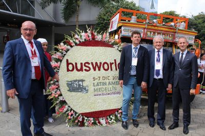 Busworld Latin America