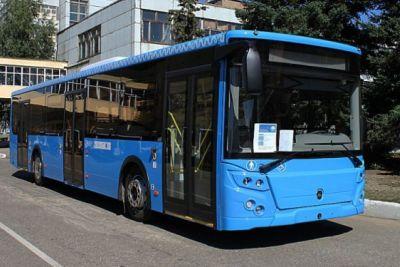 Liaz Russian bus market