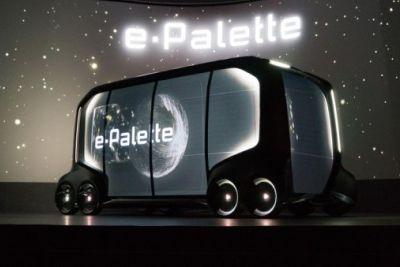 Toyota e-pallette