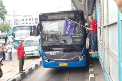 Volvo TransJakarta