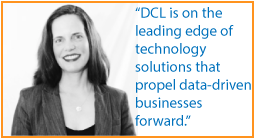 Marianne Calilhanna joins DCL