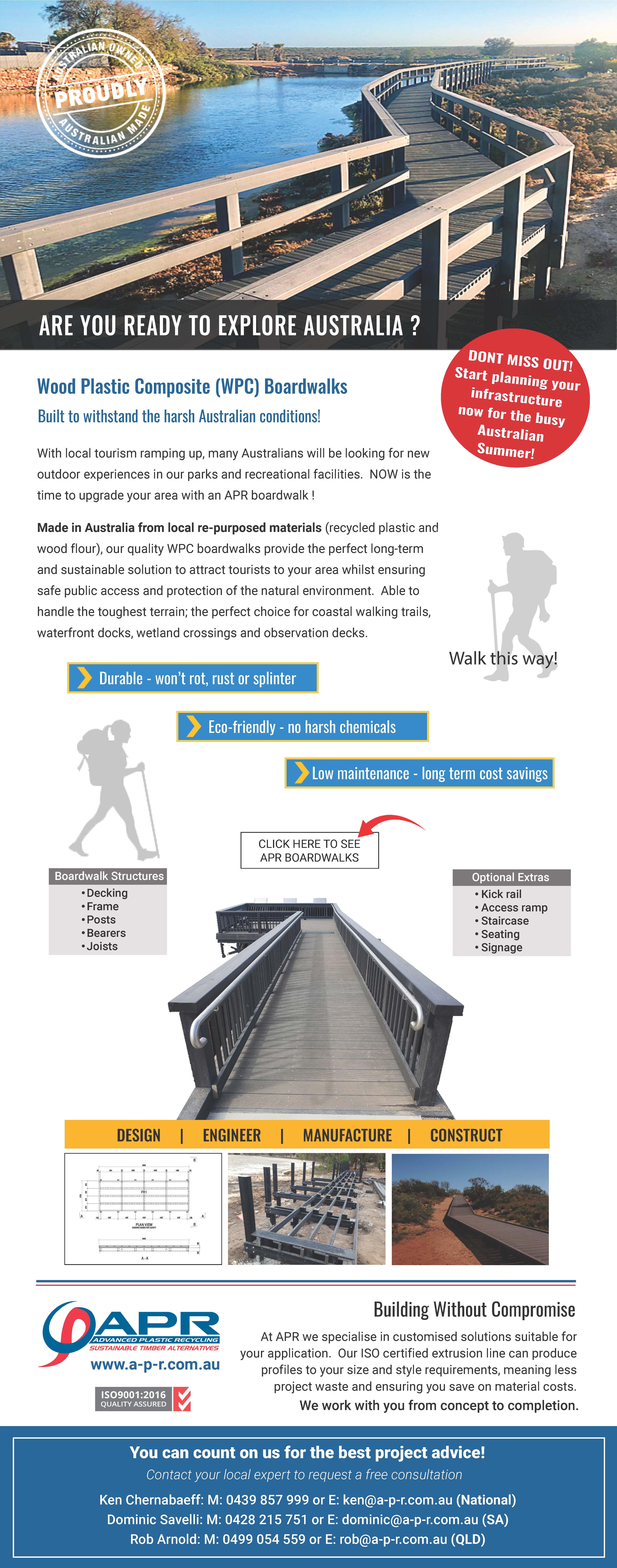 APR Boardwalks
