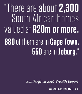 2,300 SA homes valued at R20m or more