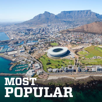 Cape Town Most popular