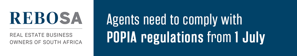 Agents need to comply with POPIA regulations from 1 July