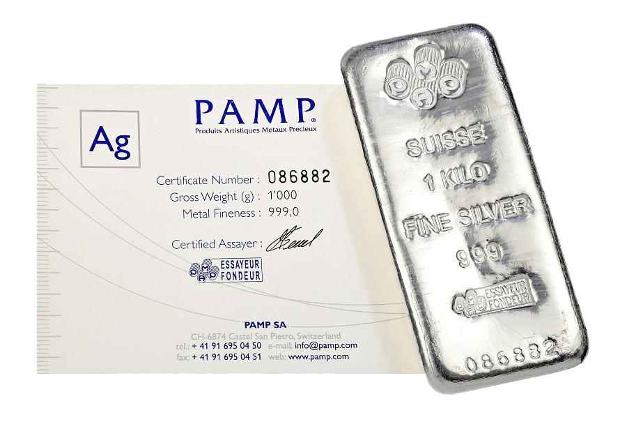 PAMP Silver