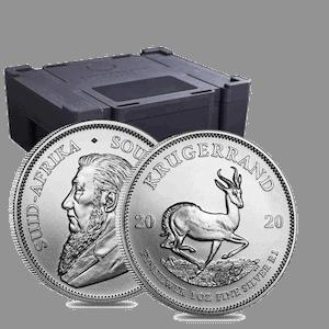 Silver Monster Box