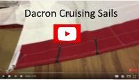 Dacron Sail Videos