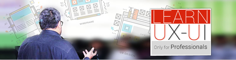 Learn UX - UI | Only for Professionals