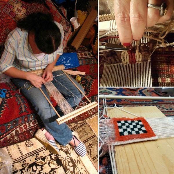 Awesome ... For A Day Long Workshop On March 25, 2017, At Hayko Fine Rugs And  Tapestries, Long Island City, NY. Learn The Art Of Rug Weaving And Discover  The ...