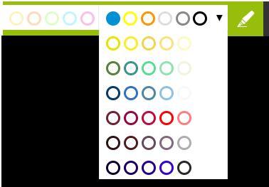 palette 30 couleurs Schooltas