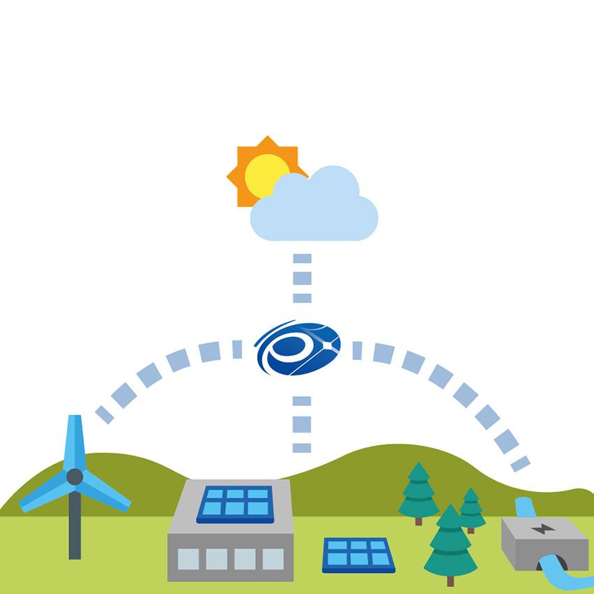 Epices, un outil pour gérer les installations d'énergie renouvelable