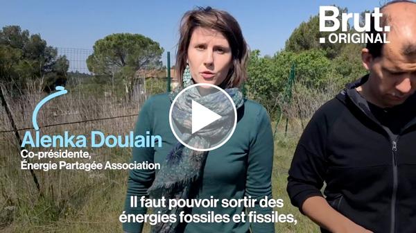 Reportage de Brut Nature consacré aux Survoltés et à Énergie Partagée