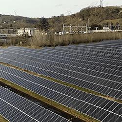 À Albi, le parc solaire Photovolt'Albi est bientôt en service...