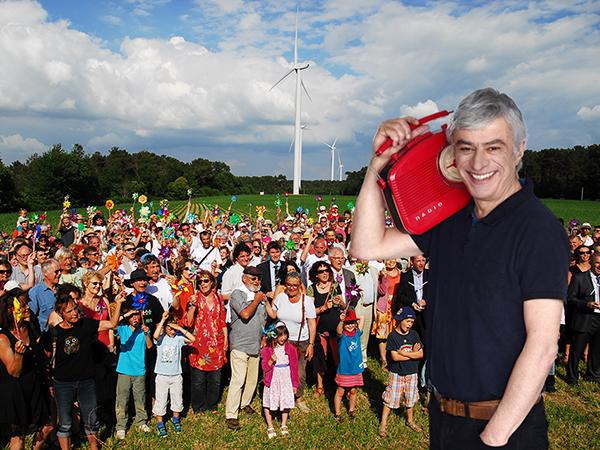 Carnets de Campagne reçoit Michel Leclercq de Bégawatts.