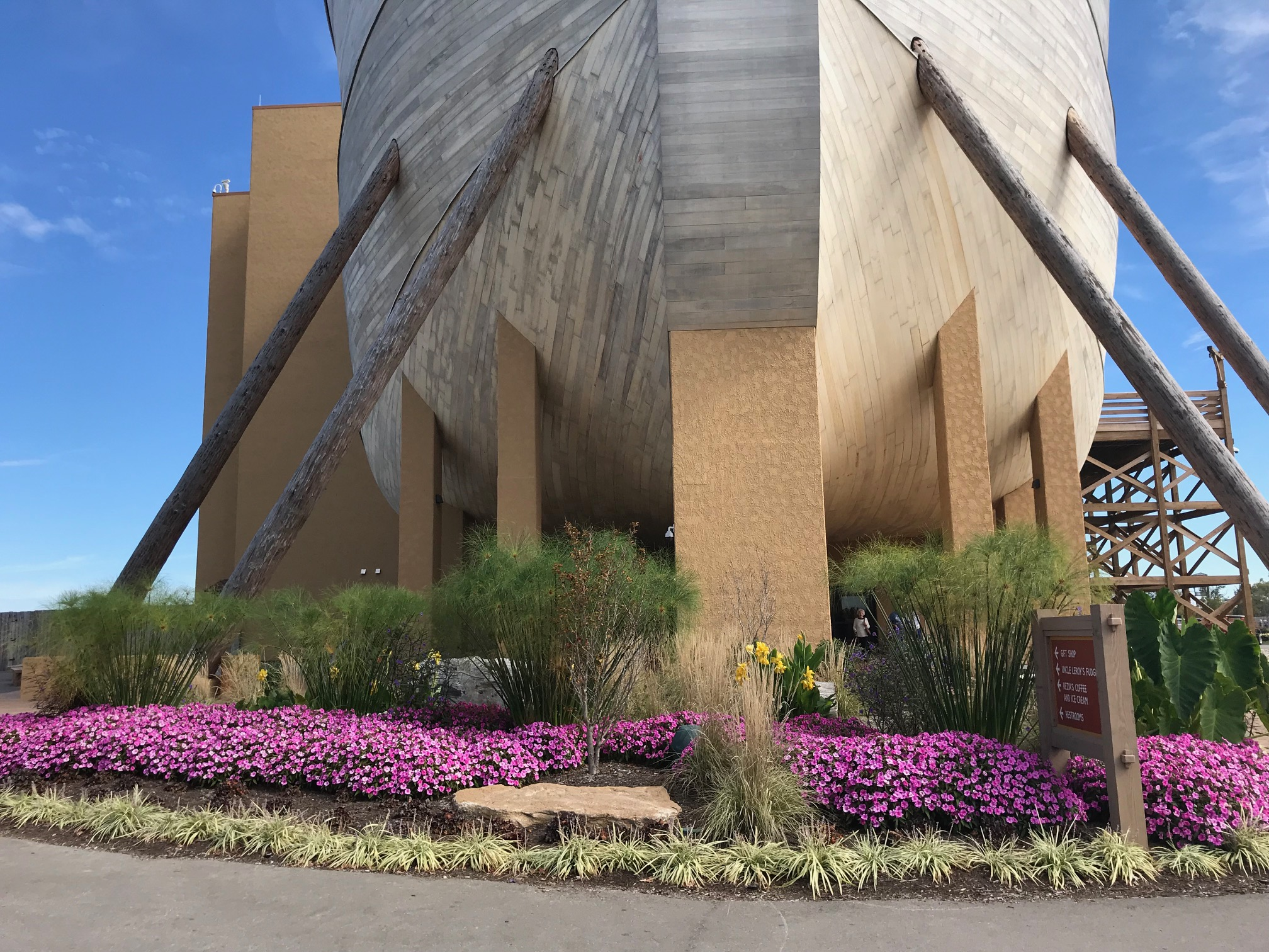 Ark Encounter Landscaping