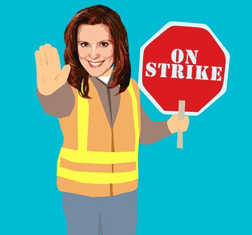 Road Strike