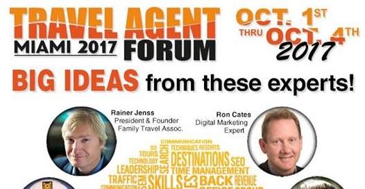 Travel Agent Forum Miami