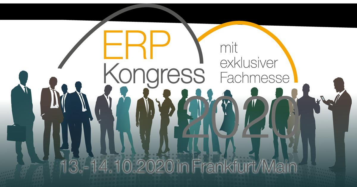 ERP Kongress 2020 - SAVE THE DATE