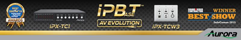 IPbaseT AV Evolution