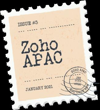 Zoho times APAC